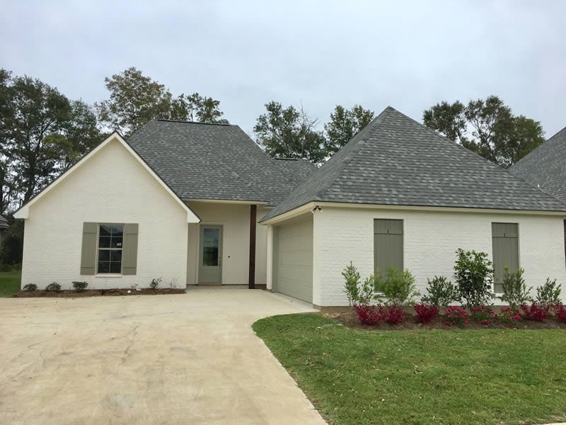 Available homes in woodlands of acadiana lancaster for Acadiana home builders